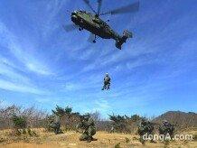 공군 탐색구조비행전대의 대표적 헬기 HH-32