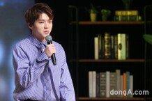 남우현, 가을 물드는 감성 보컬리스트