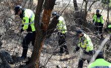 평택 초등생 실종… '수색하는 경찰들'