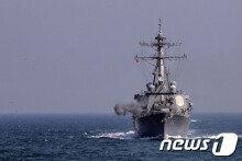 '서해 수호의 날' 한미연합해상사격훈련