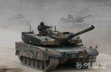 軍 K-2 흑표전차 100대 추가 배치…北 기갑 전력 대응