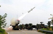 해·공군, 동해상서  합동 전투탄실사격 훈련 실시