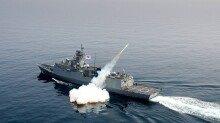 해군, 동해상 합동 전투탄 실사격훈련