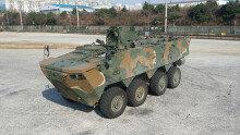 방위사업청, '차륜형장갑차' 국내기술로 연구개발 성공