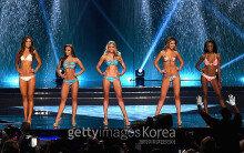 [화보] 2016 미스 USA 선발대회… '미녀들의 비키니 자태'