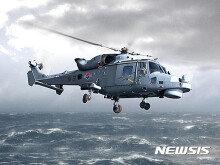 방위사업청, 해군에 해상작전헬기 '와일드캣' 4대 인도