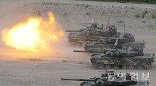 [화보] 한미 해병대 연합 공지전투 훈련…'北 핵심시설 파괴하라'