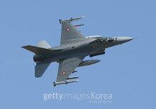 주한미군, 오산기지에 F-16전투기 12대 배치…7월 중순 예정