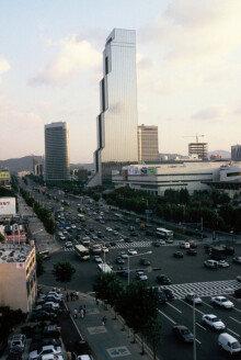 20년前 서울의 모습은 어땠을까?