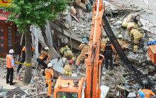 홍은동 건물 공사장 붕괴… 근로자 1명 숨져