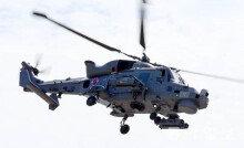 [화보] 해군, 신형 해상작전헬기 AW-159 '와일드 캣' 인수