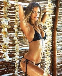 레오나르도 디카프리오의 새로운 연인 '니나 아그달', 그녀의 매력은?
