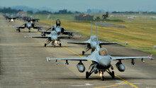 [화보] 공군, 대규모 종합전투훈련 'Soaring Eagle' 실시