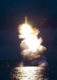 北 SLBM, 핵 탑재땐 1발로 서울 초토화