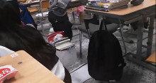 [영상] 경주서 역대 최대규모 5.8 지진… '흔들리는 교실'