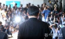 롯데 신동빈 회장, '횡령·배임 혐의' 검찰 출석