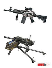 軍, 신형소총 K2C1 총열덮개 발열문제로 전량 회수