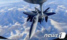 [화보] 공군 '레드플래그 알래스카' 훈련 참가