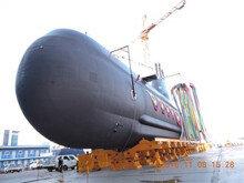 [화보] 1800톤급 잠수함(KSS-Ⅱ) '이범석함' 진수식