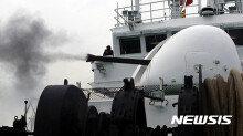 목포해경, 진도 해상서 해상종합 사격 훈련