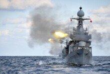 해군, '北도발 대비' 해상기동훈련