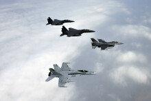 한미 공군 '버질런트 에이스' 훈련 실시