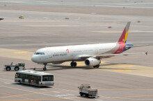 아시아나항공, 부기장들 주먹다짐으로 운항 지연