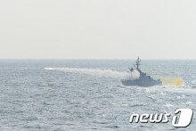 해·공군 합동 실사격 훈련…'미스트랄 발사!'
