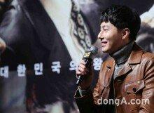 영화 '더 킹' 제작발표회… '비주얼 4인방'