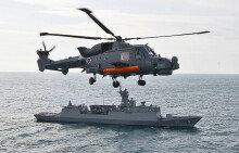 '北 잠수함 킬러' 와일드캣, 작전배치…대잠능력 강화