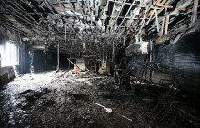 동탄 메타폴리스 상가 화재… 264m² 탔는데 4명 사망