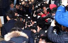 '최순실 게이트 폭로' 고영태, 최순실 재판 증인출석
