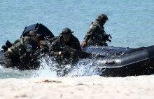 해병대, 태국서 '코브라골드' 상륙 훈련