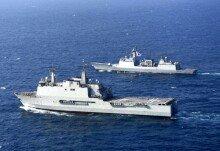 청해부대, EU 해적퇴치 작전 '아틀란타' 참가
