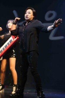 가수 혜은이 노래 인생 45주년 기념 '열정' 콘서트 연다