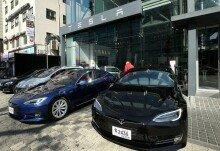 테슬라, 금주 매장 오픈 출격…전기차 시장 요동