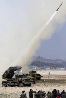 지ㆍ해 합동 해상 사격.. 화끈한 화력전