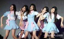 [화보]동화같은 다섯 소녀 '엘리스' 상큼발랄 무대