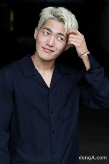 [화보]김건우, 격투기 선수 같은 배우.. 열정 자체