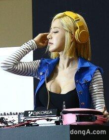 [화보]DJ 소다 '의외가 아닌 볼륨감'
