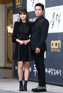 [화보]송승헌·고아라·이엘·김동준 '블랙홀 같은 매력의 배우들'