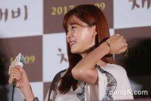 [화보]가슴 따뜻한 휴먼 영화 '채비'