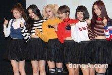 모모랜드 3rd Mini Album 'GREAT!' 쇼케이스