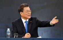 [화보]문재인 대통령 신년 기자회견