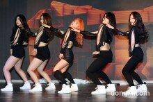 걸그룹 '소녀주의보' 미디어 쇼케이스
