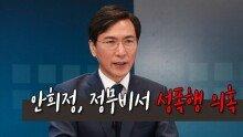 안희정, 정무비서 성폭행 의혹