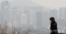 서울, 미세 먼지 도시