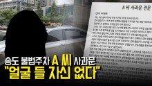 """송도 불법주차 A 씨 사과문 전문… """"얼굴 들 자신 없다"""""""