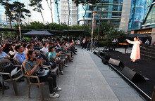 포스코 '우리의 영웅을 위한 작은 음악회' 개최
