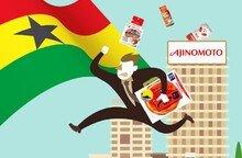 일본 유명 조미료 회사, 돌연 아프리카로 향한 까닭